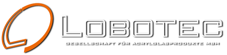 Lobotec | Gesellschaft für Acrylglasprodukte Logo