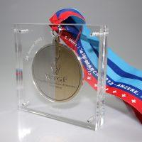 Medalien Gehäuse