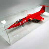 Modellhaube Flugzeug